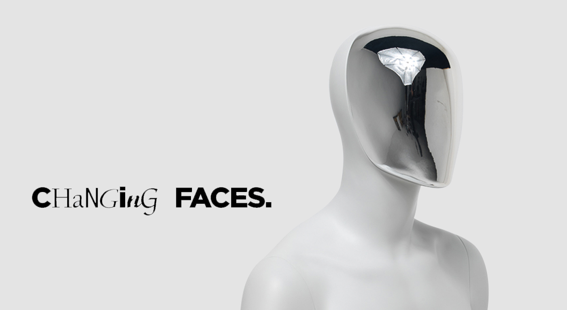 Hans Boodt Mannequins - Changing Faces campagne