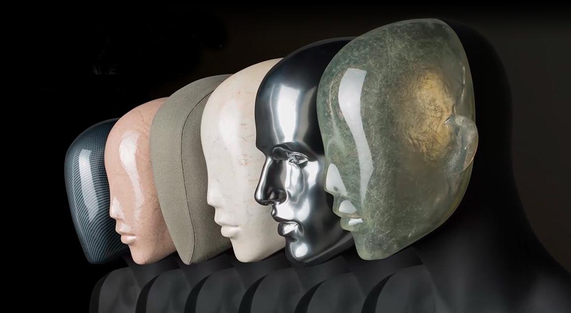 hans boodt mannequins changing faces campagne projects studio redlab. Black Bedroom Furniture Sets. Home Design Ideas