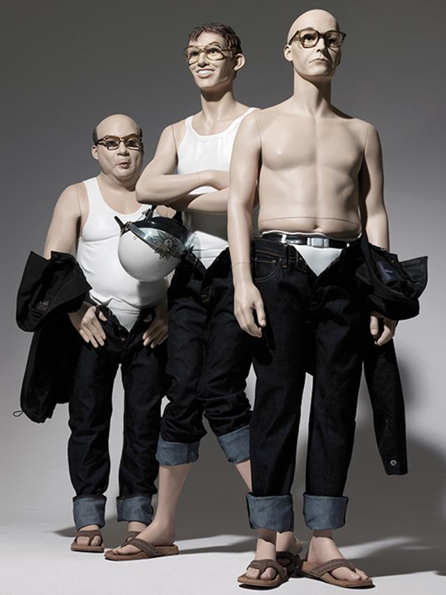 Hans Boodt Mannequins - UGLY-campagne